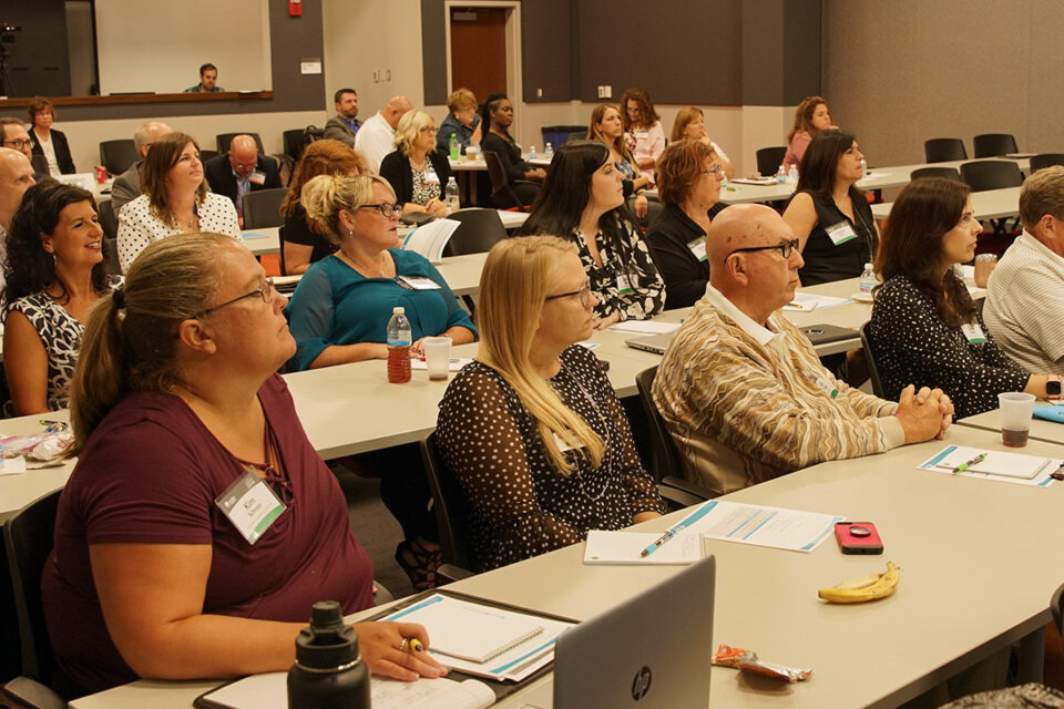 Ash Underwriting Team in Continuing Education Session