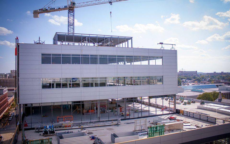 Ash Brokerage Building Under Construction