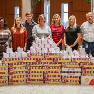 Ash Brokerage Collects Soup For Cancer Patients Parkview Hospital Fort Wayne