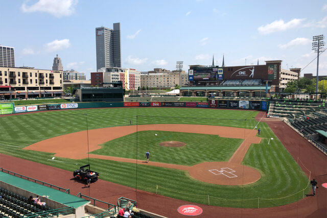 Parkview Field Fort Wayne Indiana