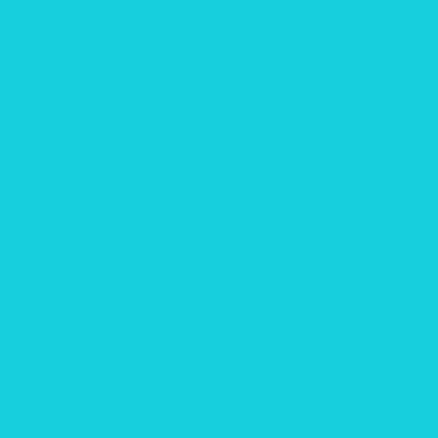 Teal square for grey overlay