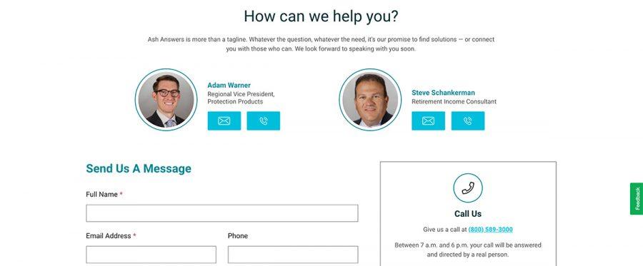 Contact-On-Ash-Brokerage-Website