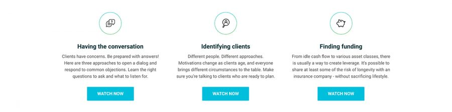 Long-Term-Care-Icons-On-Ash-Brokerage-Website