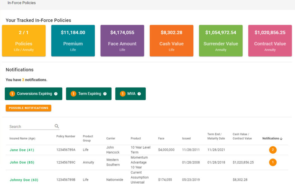 Ash-In-Force-Vision-Dashboard-for-Policy-Management